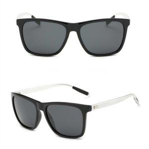 BARCUR Men/Women Polarized Aluminum +TR90 Material Sunglasses BC8108 Sunglasses for Men Aluminium Sunglasses Sunglasses for Women