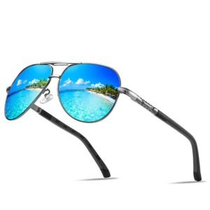 BARCUR Men Sunglasses Brand Original HD Polarized BC8725 Sunglasses for Men