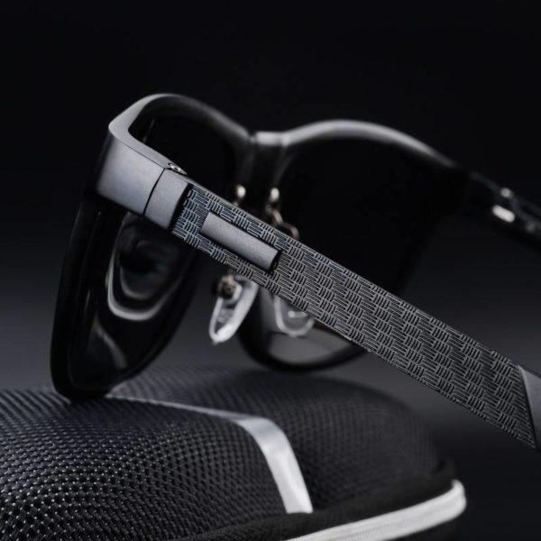 BARCUR Brand Unisex Retro Aluminum+TR90 Material Sunglasses Polarized Lens Vintage Eyewear Accessories Sunglasses For Men/Women BC8021 Sunglasses for Men Aluminium Sunglasses Sunglasses for Women TR90 Material Sunglasses