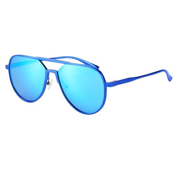 BARCUR Oversize Aluminium Sunglasses Men Women Polarized Trending Styles Anti-Reflective BC8570 Sunglasses for Men Aluminium Sunglasses Sunglasses for Women